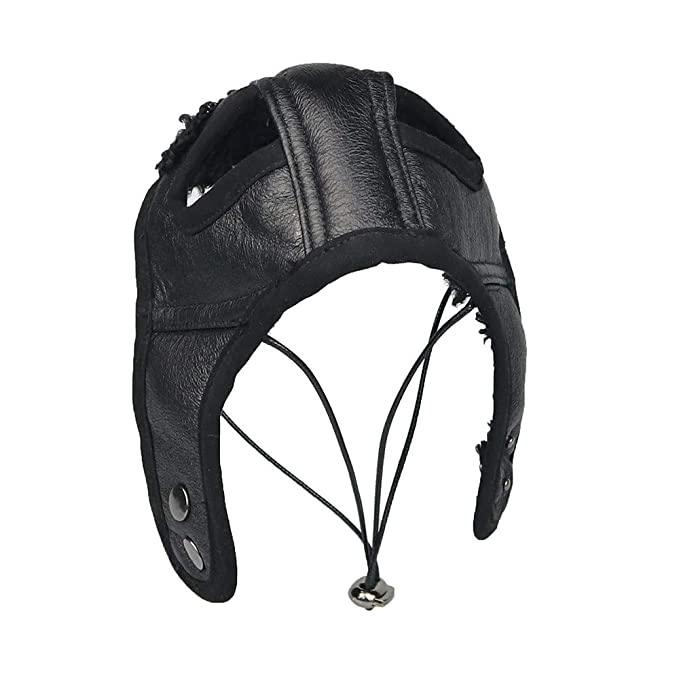 Amazon.com: Gorra de aviador para mascotas, cálida, de ...