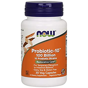 probiotique 100 milliards