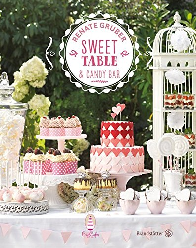 Sweet Table And Candy Bar
