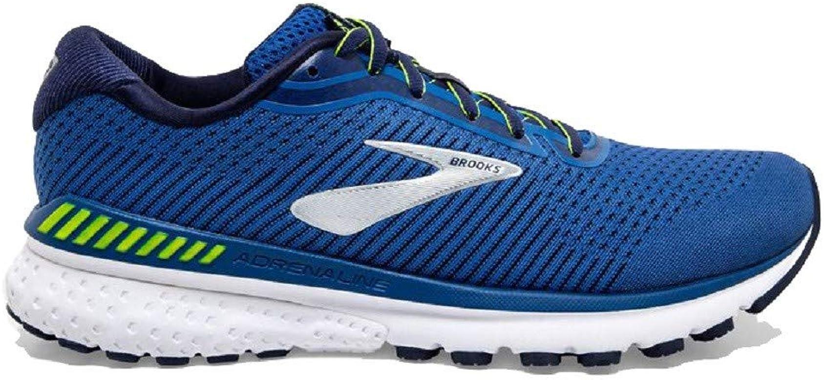 Brooks Adrenaline GTS 20, Zapatillas para Correr para Hombre, Blue Nightlife White, 40 EU: Amazon.es: Zapatos y complementos