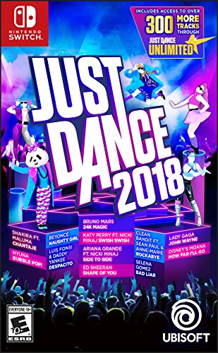 Just Dance 2018 – Nintendo Switch