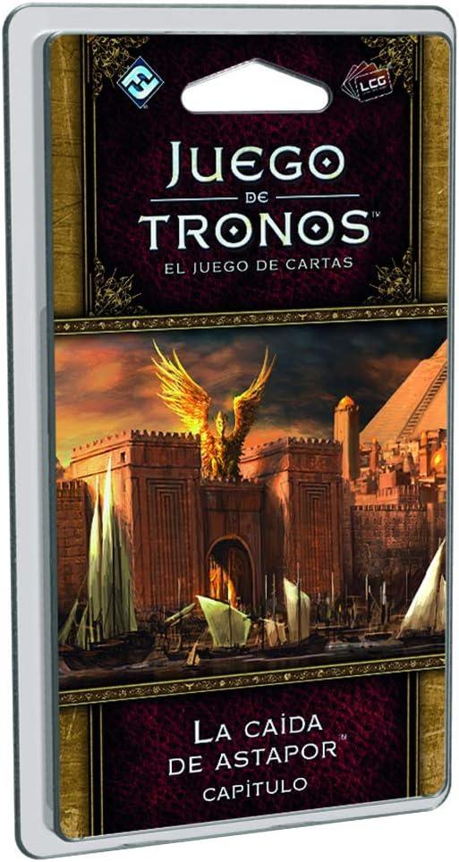 Fantasy Flight Games- Juego de Tronos 2ª Edicion LCG - La Caida De ...