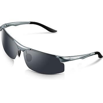 torege Hombres de deportes estilo polarizadas gafas de sol ...