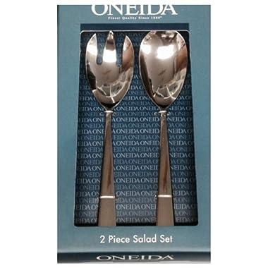 Oneida Nocha 2 Piece Salad Serving Set
