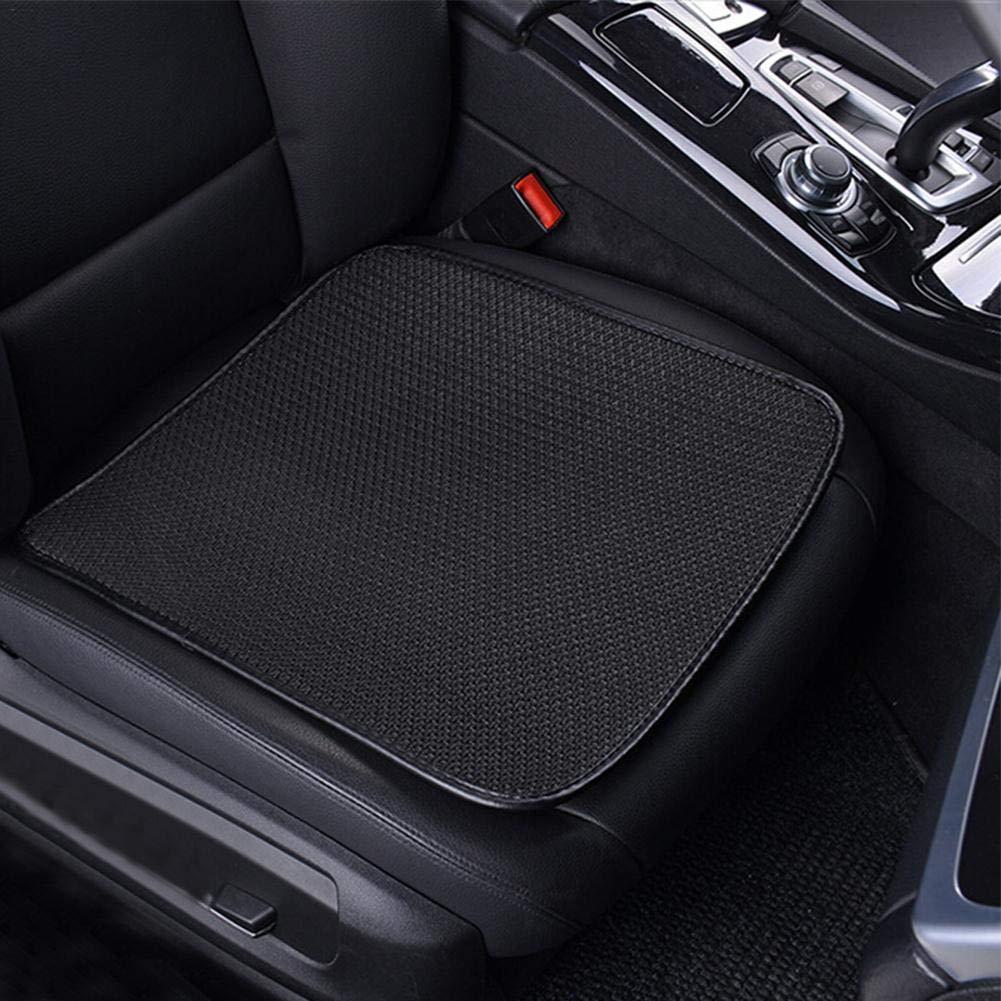 Sommer Auto Sitzkissen Einzel Pad Silk Platz Pad Backless Vier Jahreszeiten Universal Anti-Slip Freies Sitzauflage 4545 cm