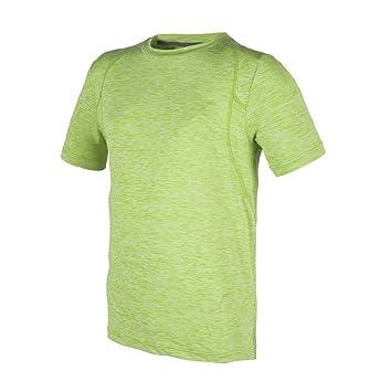 C.P.M. CMP Campagnolo Camiseta Tecnica 3t65867, Vert Lime