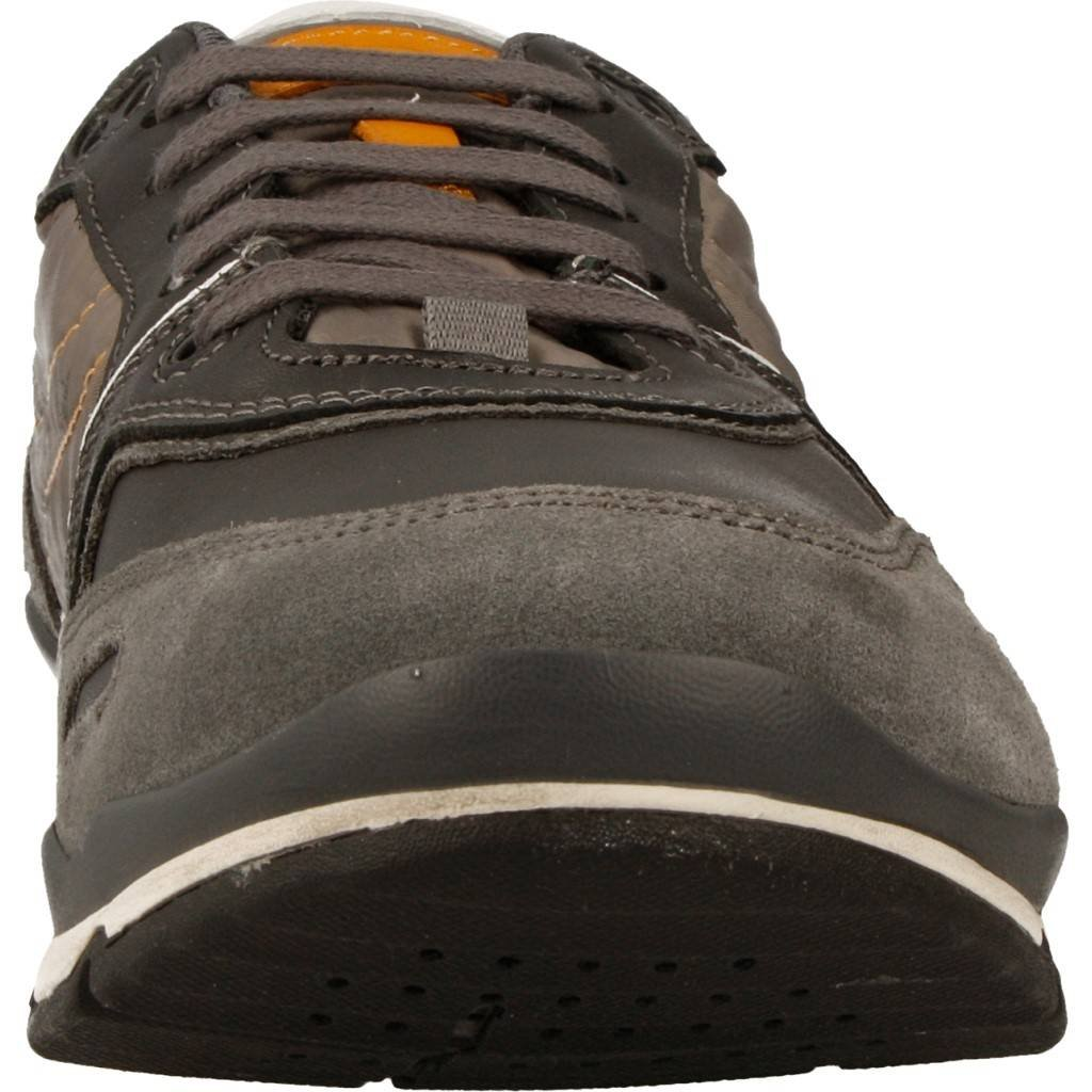 Sneakers GEOX U Sandro B Abx A U44S7A 022FU C9268 CharcoalGrey