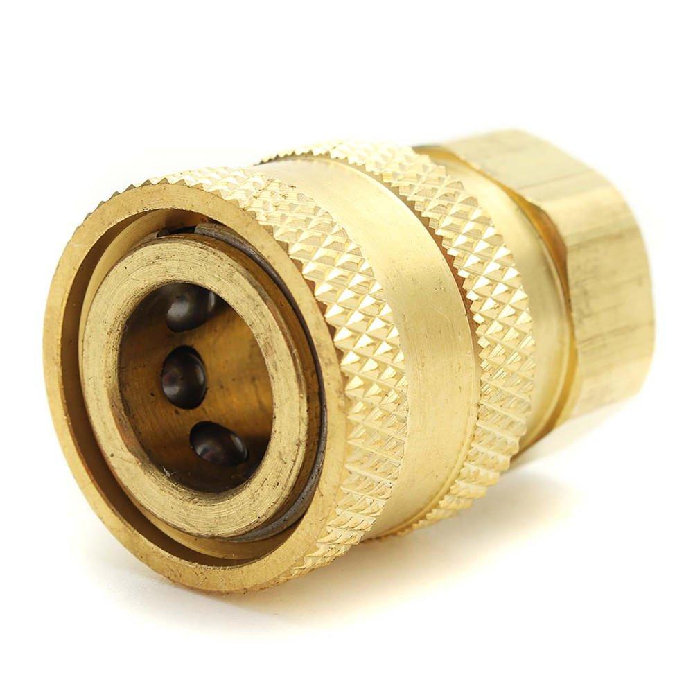 sgerste M14 auf 1/10, 2 cm Adapter Schnellverbinder fü r Hochdruckreiniger