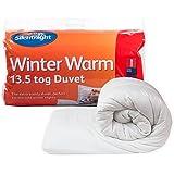Silentnight Winter Warm 13.5 Tog Duvet, Double