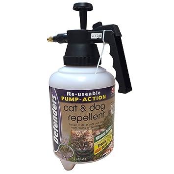 Altuna STV624 - Pulverizador Repelente contra perros y gatos Defenders 1.5L: Amazon.es: Jardín