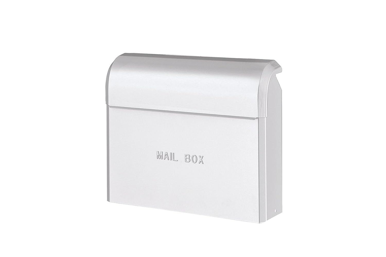 ポスト 鍵無し 郵便ポスト LIKE ライク  ピュアホワイト(105) B00MBAGJ3O 22850 ピュアホワイト(105) ピュアホワイト(105)