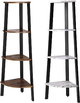 Estantería de Oficina con Estante en Forma de R para organizar estanterías, estanterías, estantes, estantes, estantes, escaleras: Amazon.es: Electrónica
