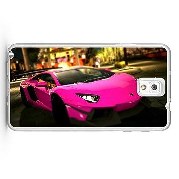 Janmaons Galaxy Note 3 Case Car Lamborghini Case For Samsung
