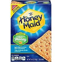 Honey Maid Graham Crackers (Low Fat Honey, 14.4 Ounce Box)