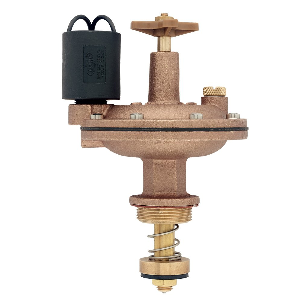 2 Pack - Orbit 3/4'' Brass Manual to Automatic Converter Valve by Orbit