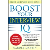 Image for Boost Your Interview Iq 2/E