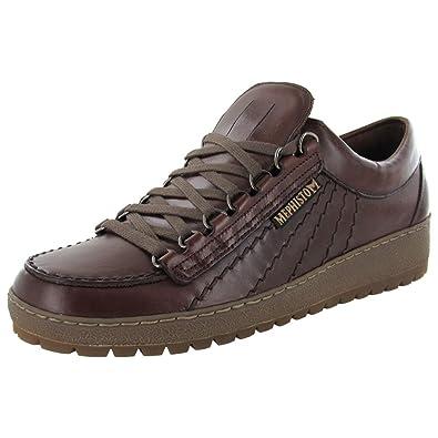 Mephisto Rainbow Chestnut Mens Shoes Size 10 UK Xwgbw0V