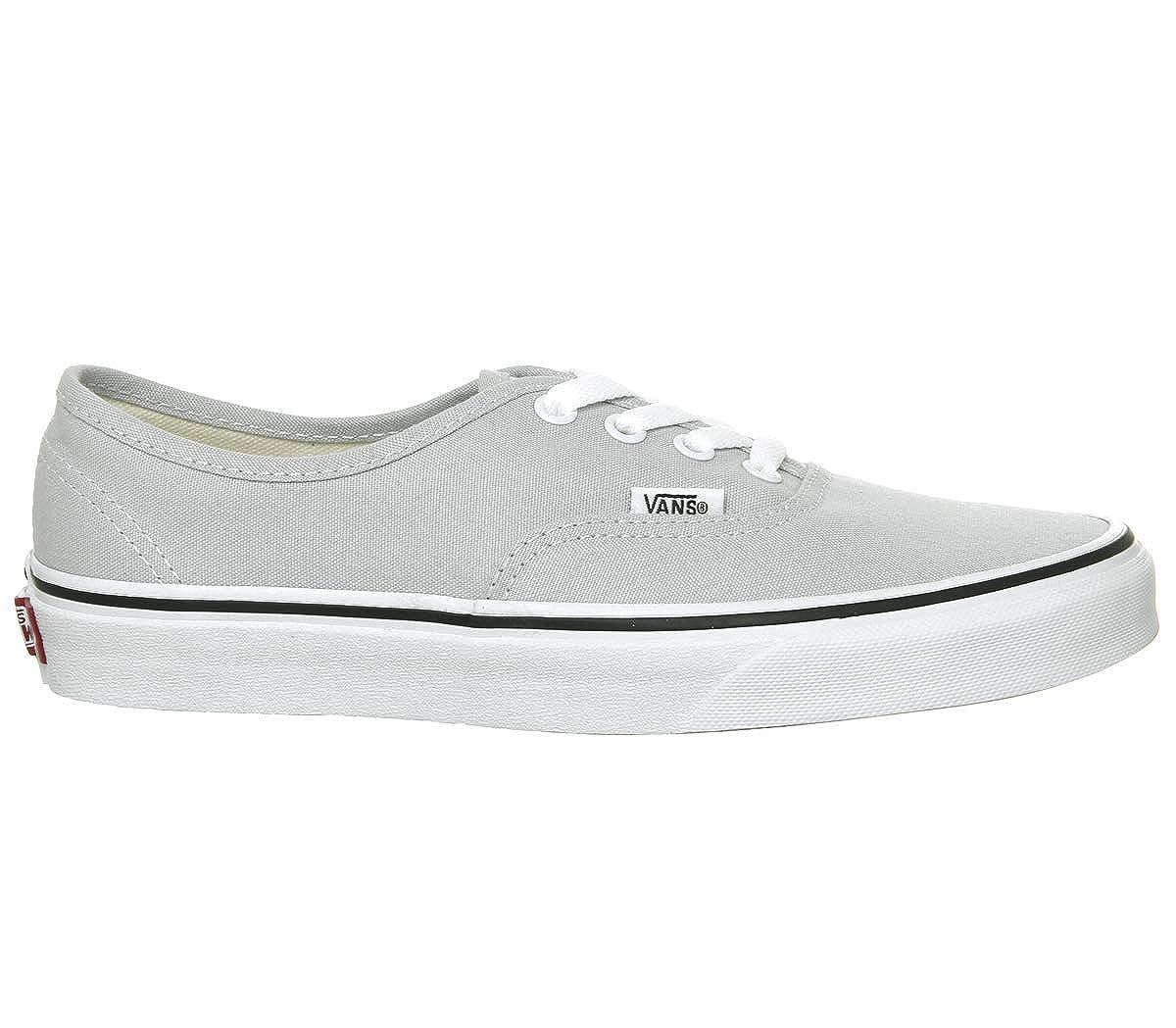 Vans Authentic, scarpe da ginnastica a Collo Basso Unisex – Adulto grigio Dawn True bianca | Distinctive  | Scolaro/Ragazze Scarpa