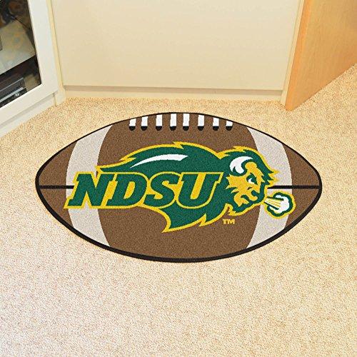 Team Fan Gear Fanmats North Dakota State Football Rug 22