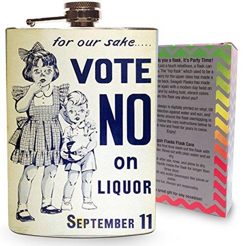 vintage flask - 9