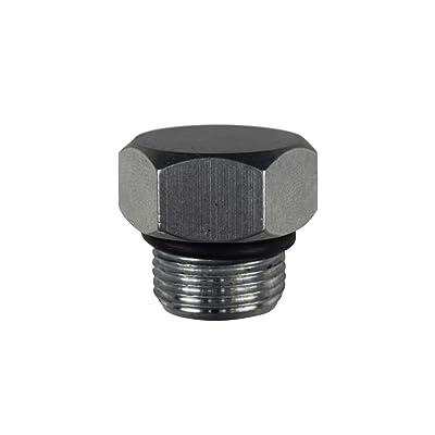 ICT Billet LS Oil Pan Level Sensor Plug Male M20-1.5 LSX 4.8L 5.3L 5.7L6.0L 6.2L 551413 LS1 LM7 LR4 LQ4 LS6 L59 LQ9 LM4 L33 LS2 LH6 L92 L76 LY2 LY5 LY6 LC9 LFA LH8 LMG LS3 551413: Automotive