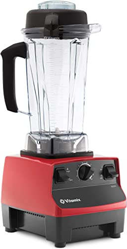 1. Vitamix 5200 Blender Professional Grade 64 oz. Container Red