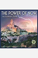 The Power of Now 2019 Wall Calendar: A Year of Inspirational Quotes