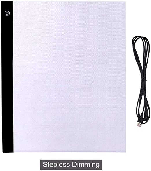 Mesas De Luz Para Calcar A3 Tableta De Dibujo Tabletas Gráficas ...