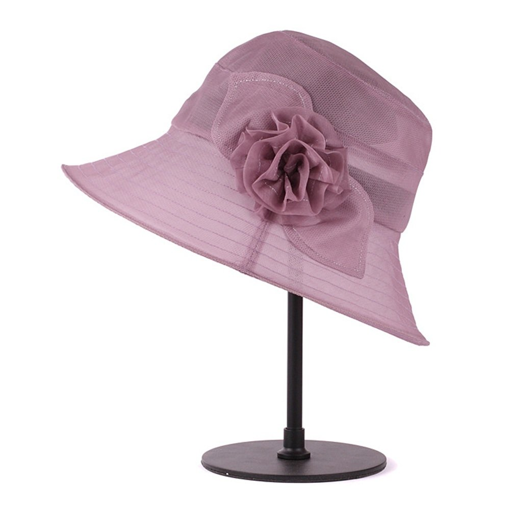 Shuo lan hu wai Damenhut Essential Silk Shading Hat Sommer Damenhut Farbe Multiple Choice