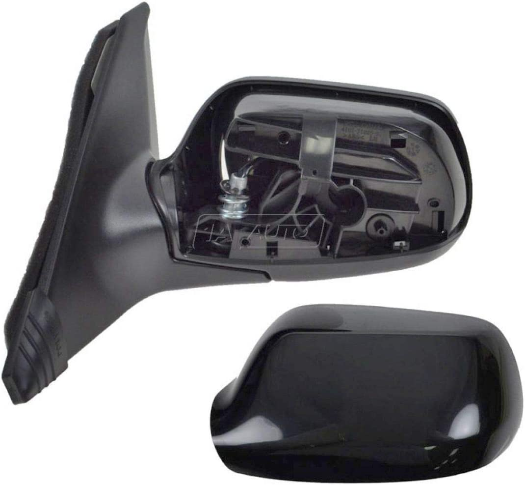 Power Side View Mirror Driver Side Left Hand LH for 04-09 Mazda 3 Mazda3