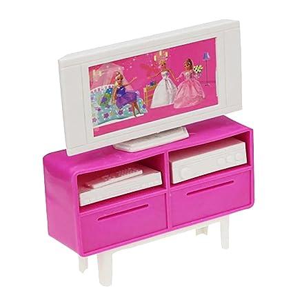 Amazing Barbie Bedroom Set Gallery