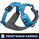 Ruffwear Front Range No-Pull Dog Harness with Front Clip, Blue Dusk (2017), X-Small