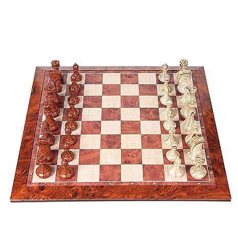 Juego de Piezas de ajedrez magnético de plástico Juego de Mesa ...