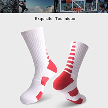 Sof Sole All Sport Crew Athletic Performance Socks for Men and Youth Sof Sole Socks 204-P 6 Pairs