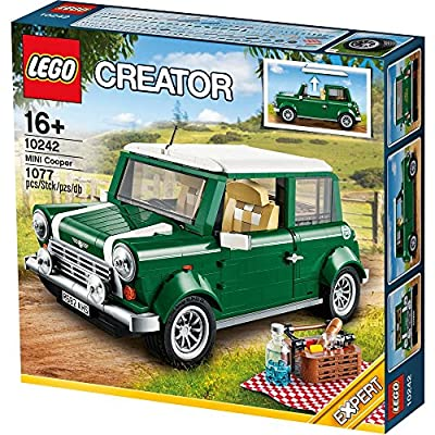 LEGO Creator Mini Cooper Car: Toys & Games