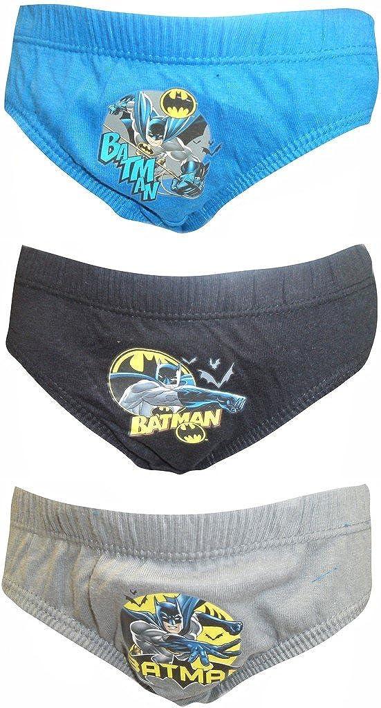 Batman Little Boy's 6 pack Briefs Underpants