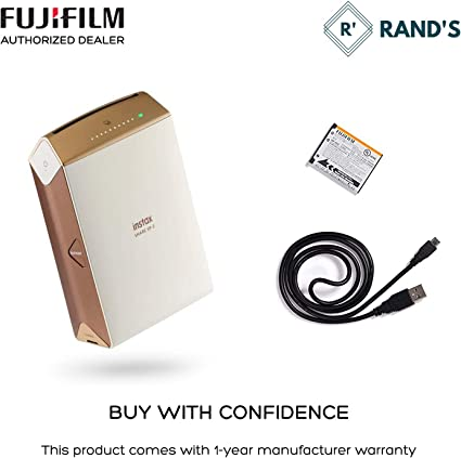 Rand's Camera INSTAX SHARE SP-2 GOLD product image 3