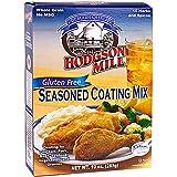 Hodgson Mill Gluten-Free Seasoned Coating Mix, 10 Ounce (Pack of 6), Breading Mix for Fried Chicken Pork Chops and Gravy, Gluten-Free Seasoned Alternative to Italian or Panko Breadcrumbs