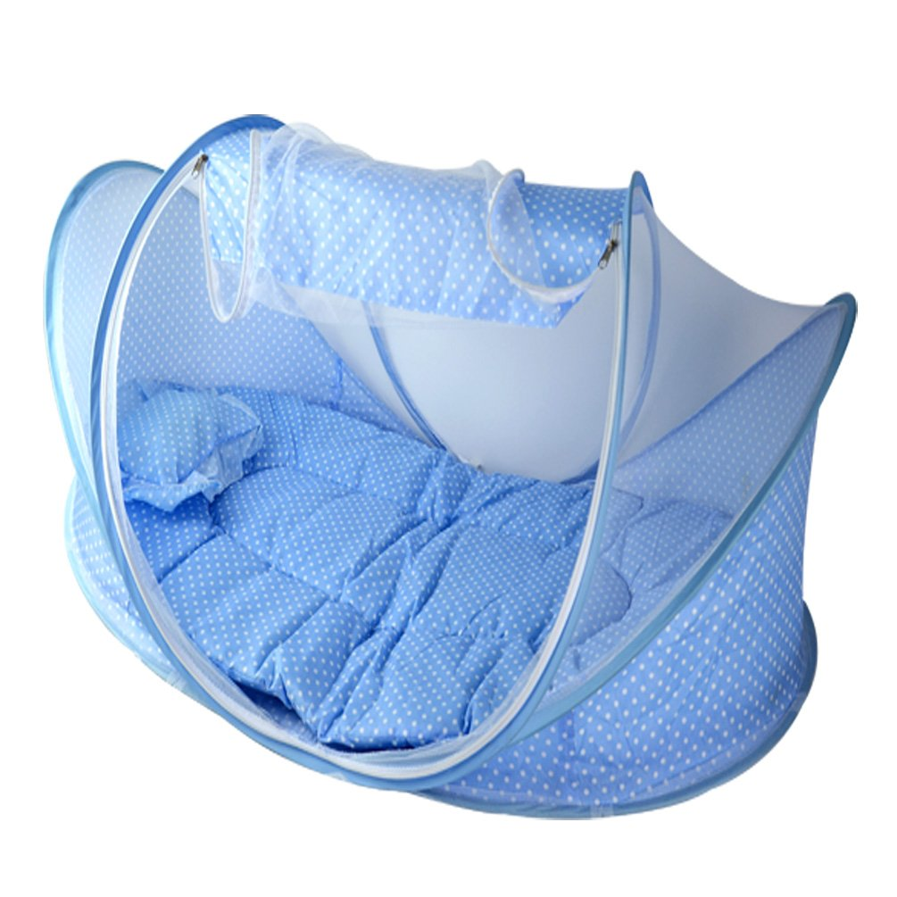 Amazon.com  OrangeTag Baby Infant Bed Canopy Mosquito Net Cotton-padded Mattress Pillow T...  Baby  sc 1 st  Amazon.com & Amazon.com : OrangeTag Baby Infant Bed Canopy Mosquito Net Cotton ...