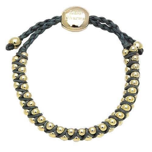 Amazon.com  Lulu Dharma Limited Time Sale Golden Woven Bracelet ... 6d6f29e66