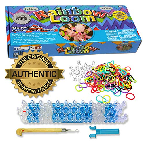 The Original Rainbow Loom (With Start That C Board Games)