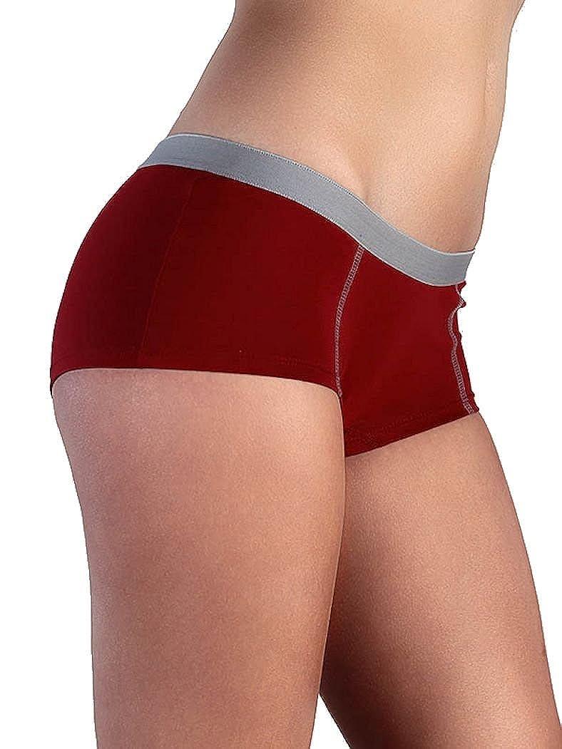 Albero Women`s Boy shorts, organic cotton, GOTS, boxer shorts, panties, underwear