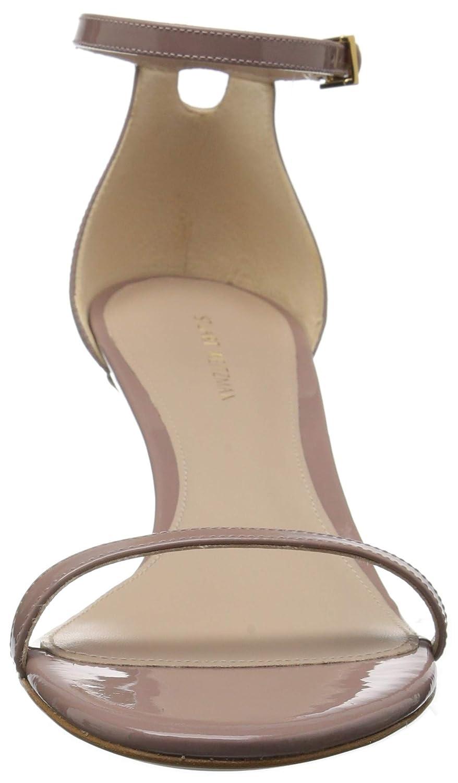 Stuart Weitzman Womens Nudist Traditional 45mm Sandals