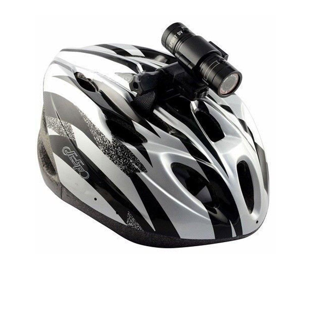 Mengshen Full HD 1080P Mini Deportes DV c/ámara Bicicleta de Motocicleta Casco Acci/ón DVR Video CAM Deportes al Aire Libre MS-F9