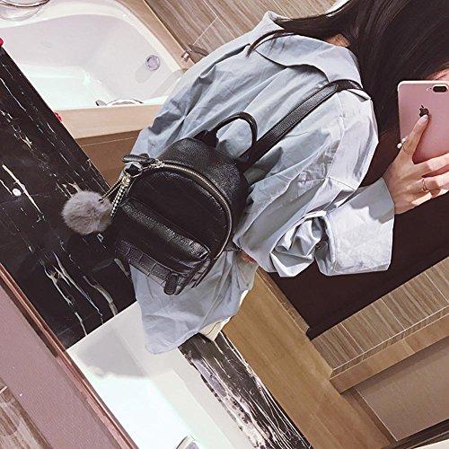 N°9 couleur Couleur Powlance taille unique à à porter n°2 l'épaule pour femme Sac w07wqTB4