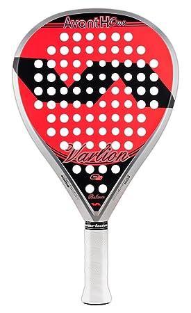 Varlion Avant H One Woman - Pala de pádel, Mujer Adulto, Coral, 325-330 gr.: Amazon.es: Deportes y aire libre