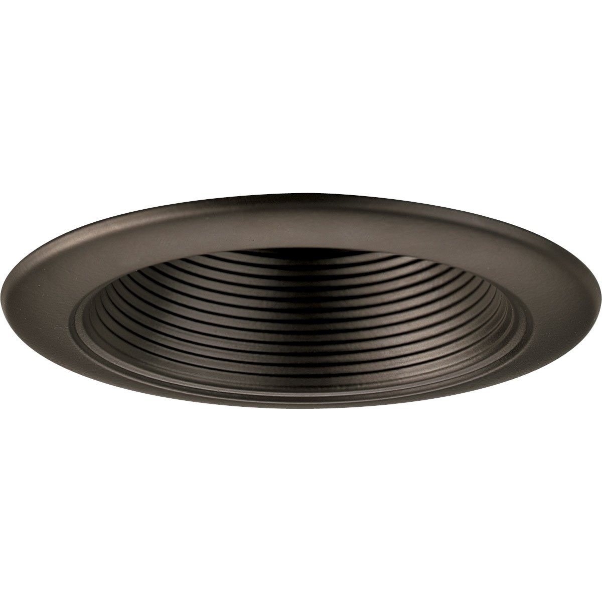 Amazon progress lighting p8044 20 4 inch incandescent step amazon progress lighting p8044 20 4 inch incandescent step baffle recessed light trim finish antique bronze home improvement aloadofball Gallery