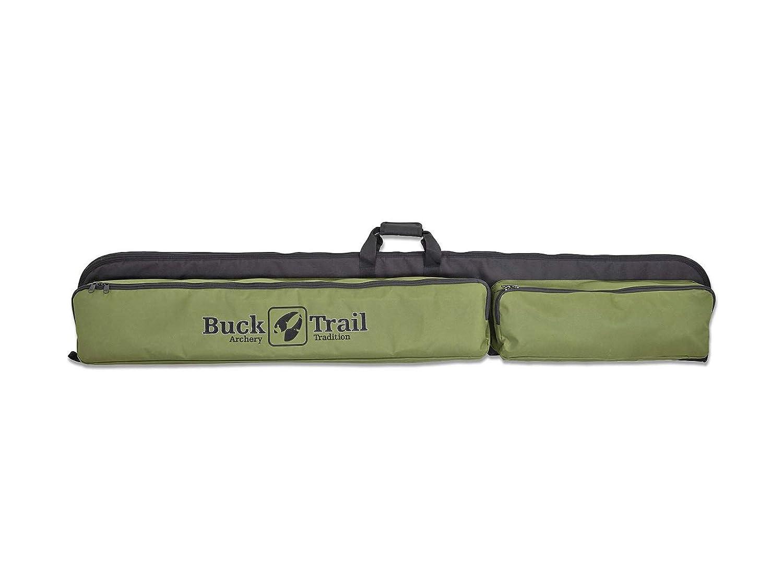 Buck Trail Tasche Bogentasche mit Pfeilr/öhre schwarz//camo