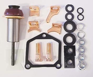 Denso Starter Solenoid Repair Kit Harley Davidson  Road King  FLHRElectra 1340cc