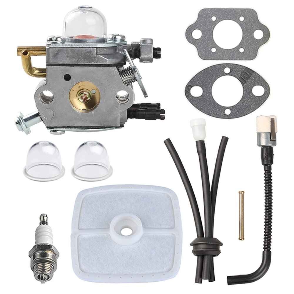HIPA C1U-K42 Carburetor + Tune Up Kit Air filter for ECHO PB2100 Handheld Leaf Blower